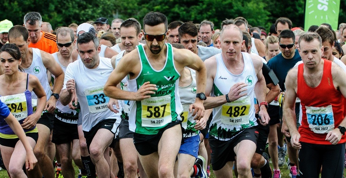 Bracknell & Districts Samaritans 5K/10K Run