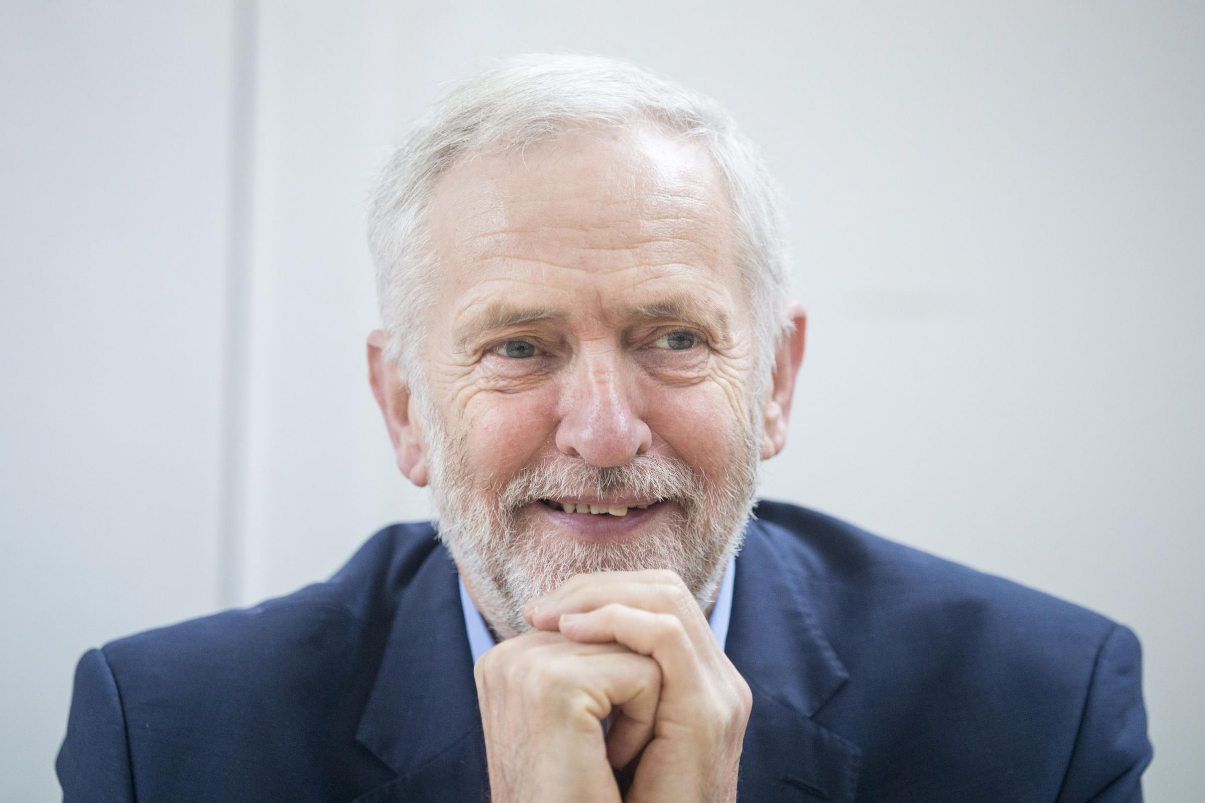 UK Labour leader Jeremy Corbyn will address the Scottish Labour Party conference in Dundee (Danny Lawson/PA)
