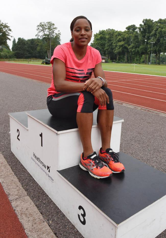 WSEH Athletics Club and Team GB star Shelayna Oskan-Clarke won a bronze medal in the 800 metres at the World Indoor Championships.