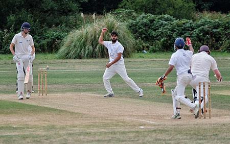 Photo Gallery Slough Asian Xi Beaten By Marylebone Cricket