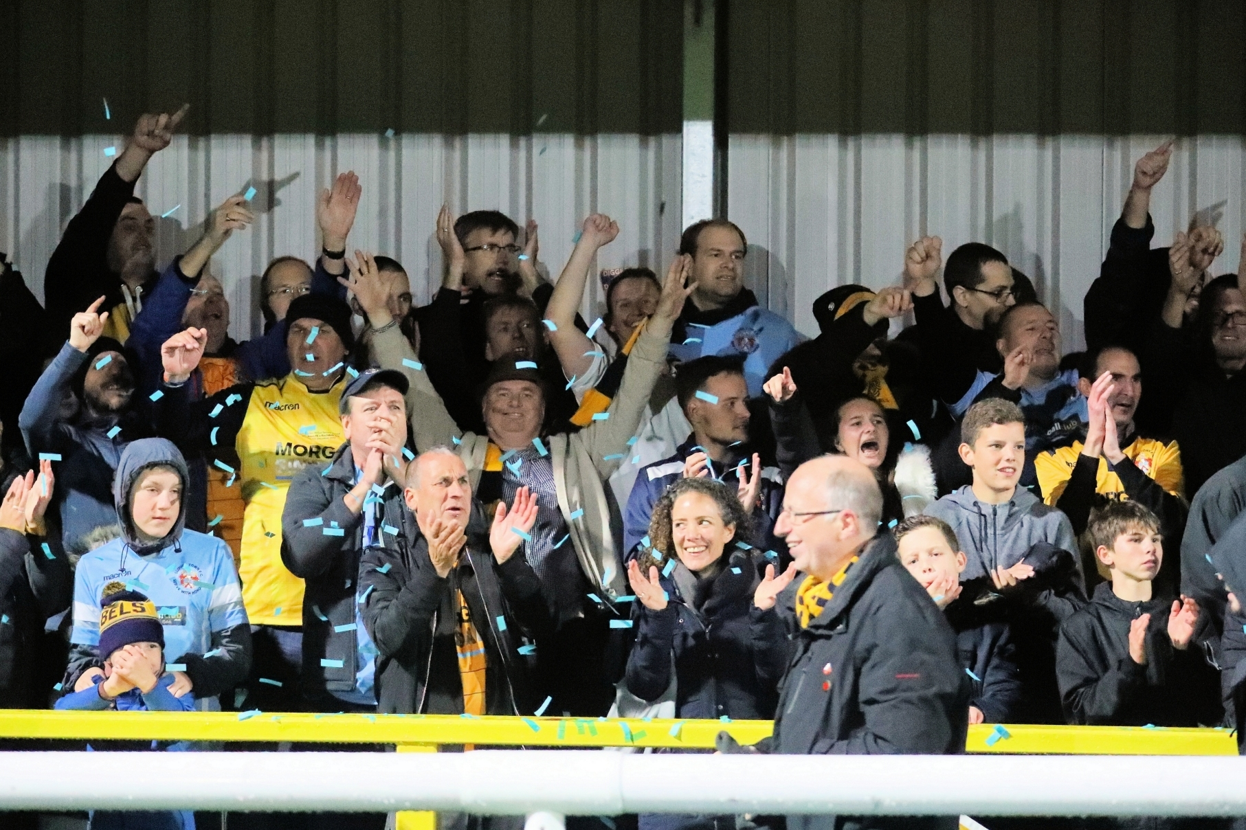Slough Town FC: FA Cup ticket details released