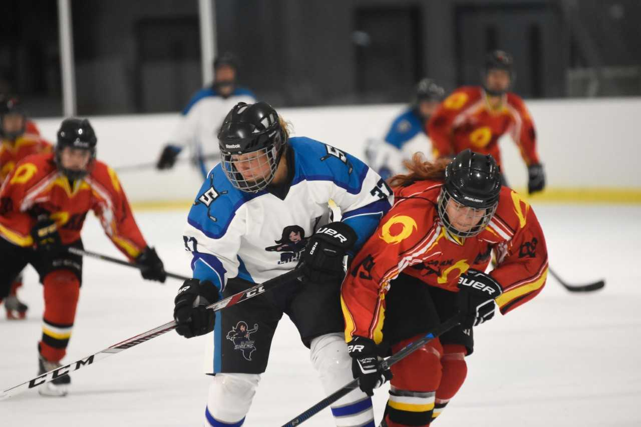 Women's ice hockey: Streatham Storm scare Slough Sirens