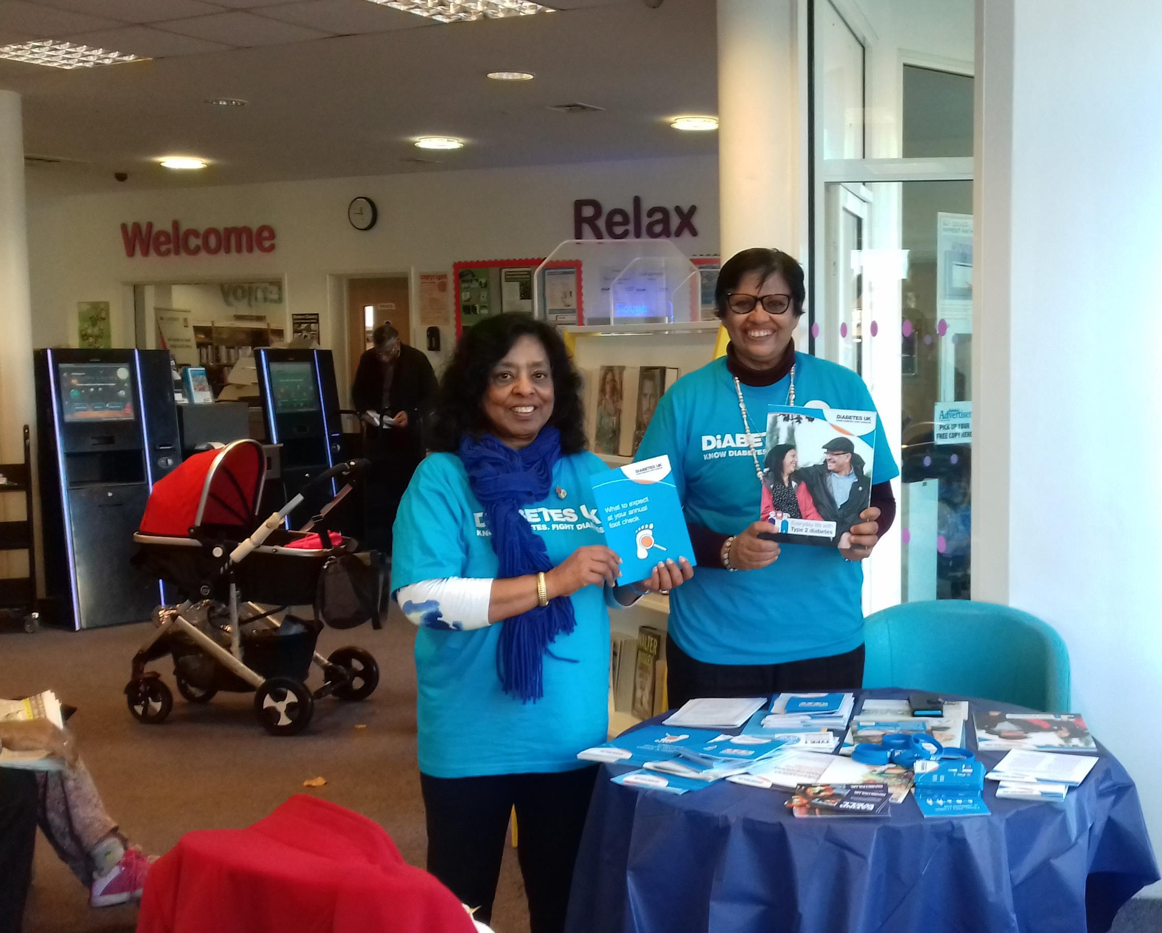 Beating diabetes in Slough - the community champions | Slough Observer