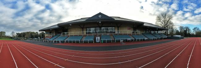 WSEH Athletics, based at the Thames Valley Athletics Centre in Eton (pictured), won two championship titles at the South of England Road Relay Championships at Crystal Palace.