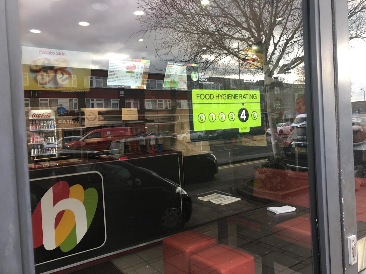 Herbies Pizza In Slough Earns Hygiene Rating Boost Slough