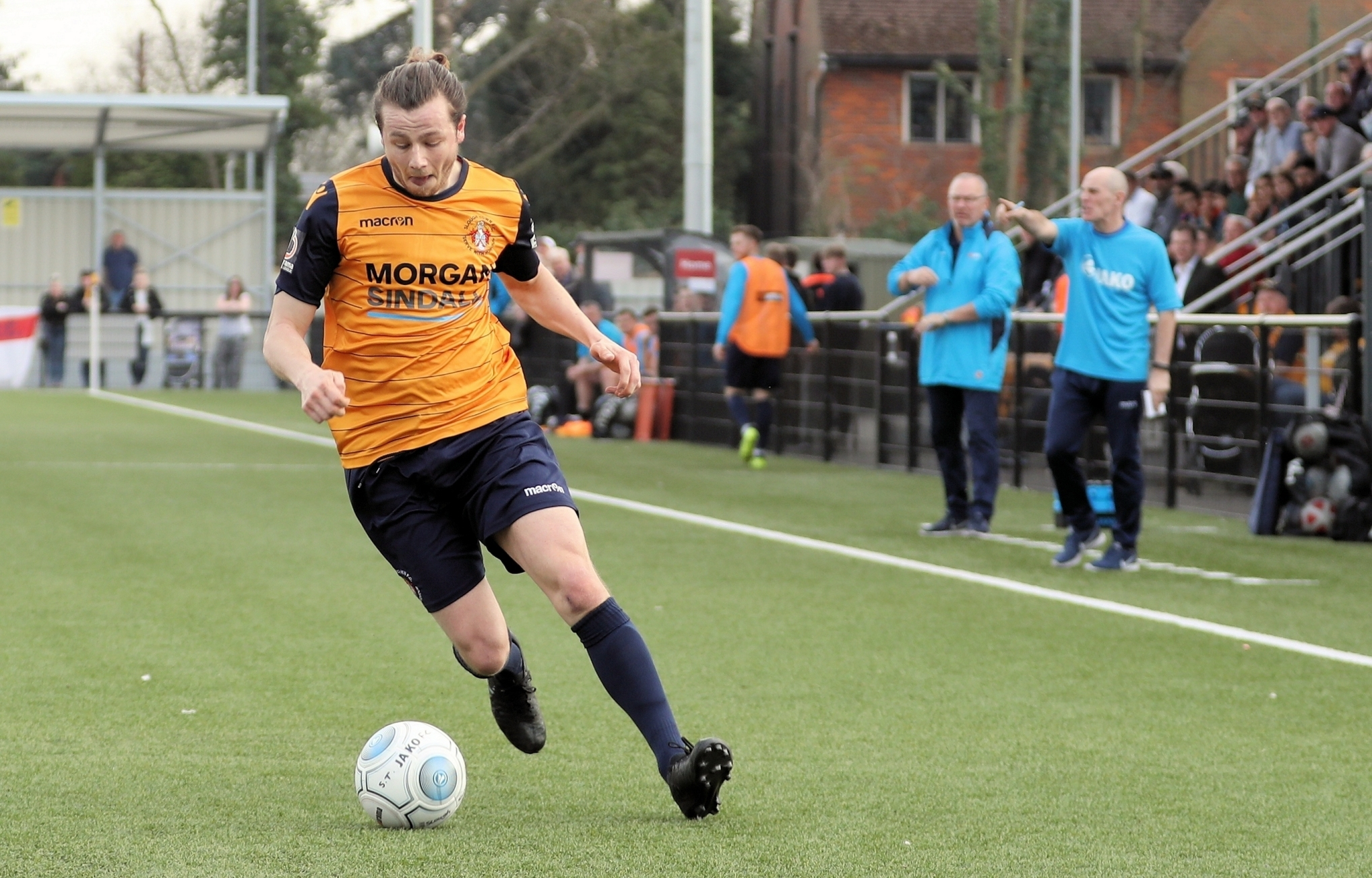 Slough Town earn draw at Maidstone United | Slough Observer
