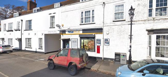 Nisa Local in Poyle. Picture by Google