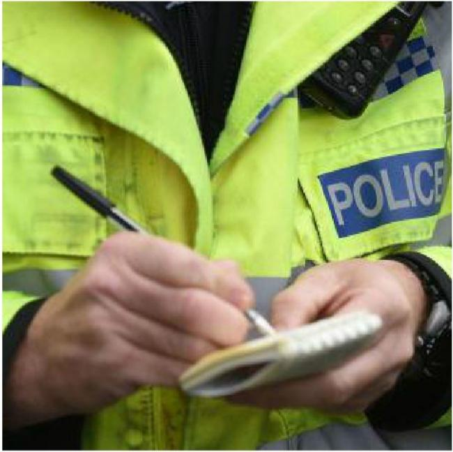 Crime recorded by Thames Valley Police is up by 10 per cent, three per cent higher than the average in England and Wales.