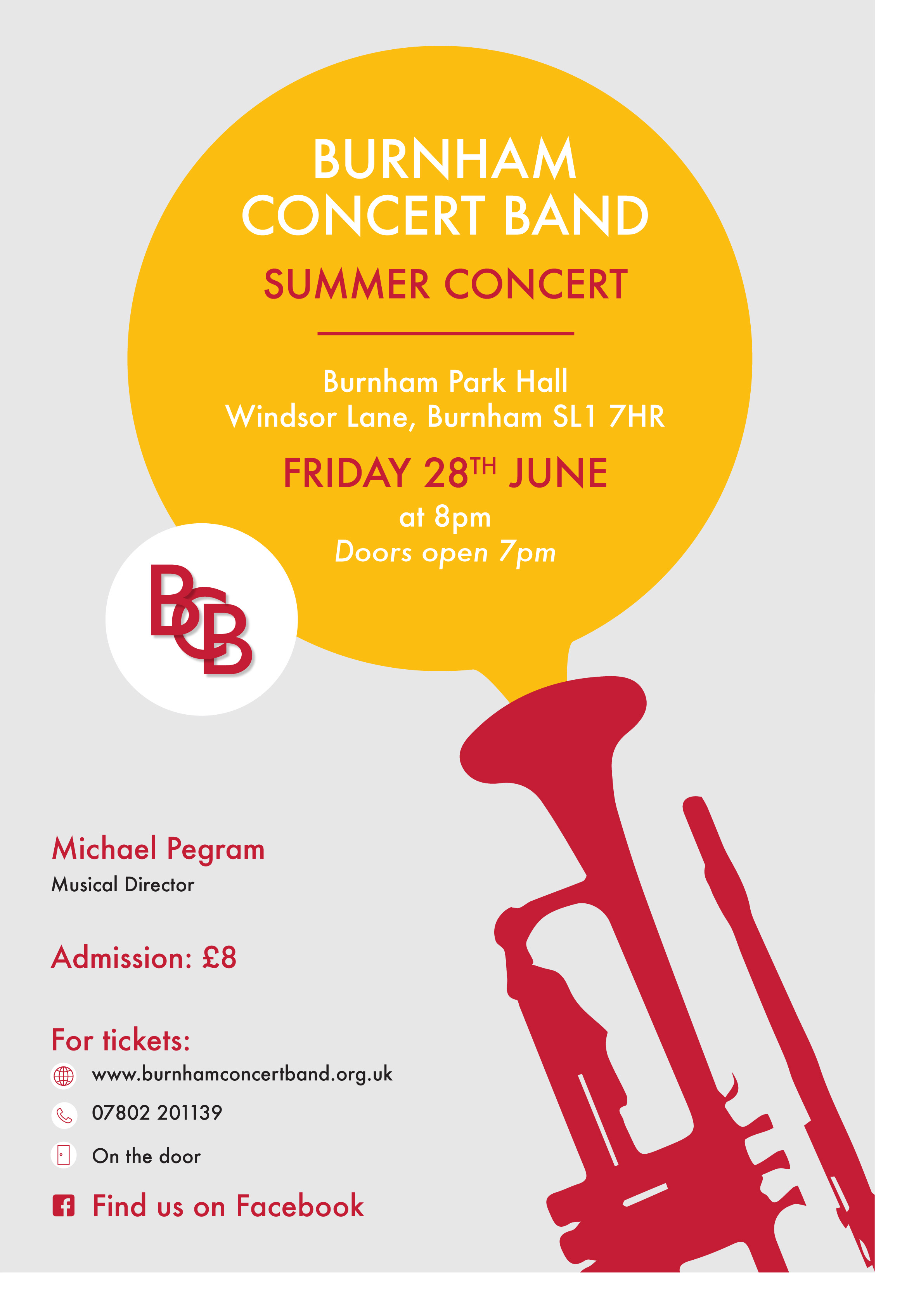 Burnham Concert Band Summer Concert
