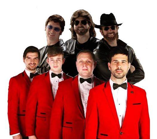 Jersy Boys and Bee gees Tribute Show.